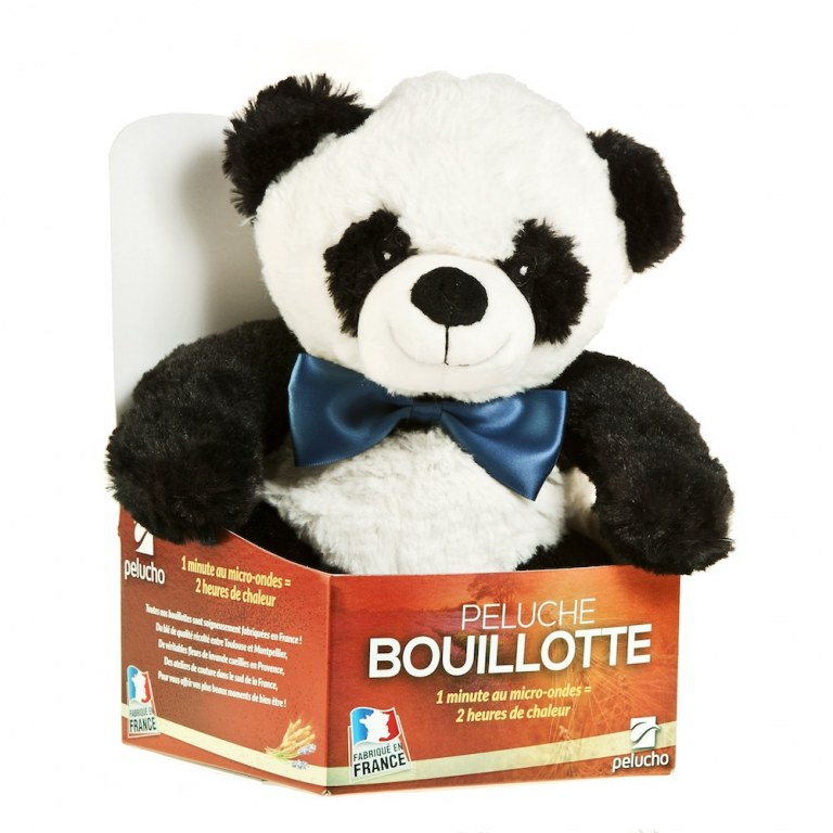 Lots bouillottes micro ondes peluches chaussons bandeaux - Peluche bouillotte micro onde ...