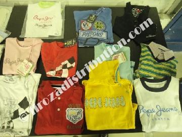 T-Shirts enfant Pepe Jeans.