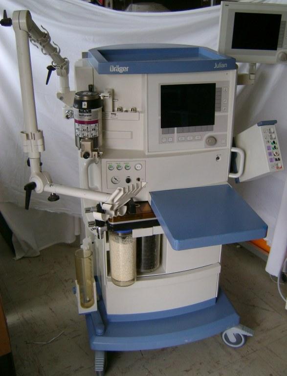 respirateur d 39 anesthesie dr ger julian destockage grossiste. Black Bedroom Furniture Sets. Home Design Ideas