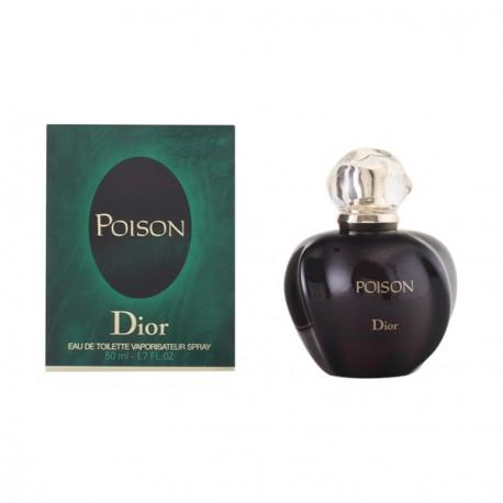Dior poison edt vaporisateur 50 ml destockage grossiste for Acheter poison