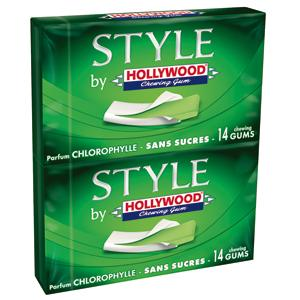 Hollywood Style Chewing Gum superdestock Destockage Grossiste