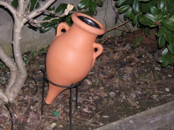Coupe de Géraniums artificiels, 30/35cm, fleur artificielle, déco jardin, pas