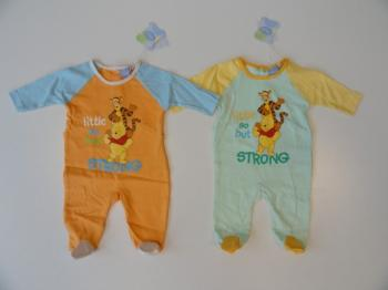 Pyjama b b winnie l 39 ourson de saison pas cher destockage - Chambre bebe winnie l ourson pas cher ...
