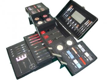 Lot vanity coffret malette de maquillage pro grossiste - Malette de rangement maquillage ...