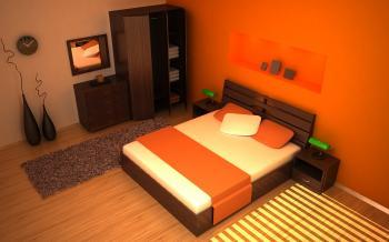 Design unique chambre a coucher complete 6pcs destockage for Acheter une chambre a coucher complete