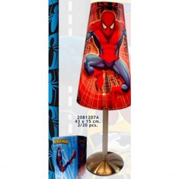 lampe spiderman new discount destockage grossiste. Black Bedroom Furniture Sets. Home Design Ideas