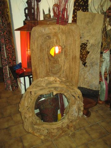 Miroir bois flot s trading mmb destockage grossiste for Bois flotte grossiste
