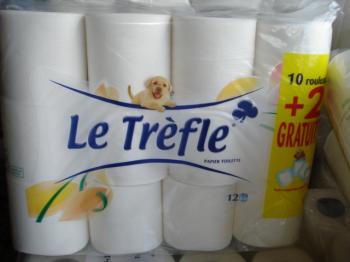 Papier toilettes treffle grossistes annonces destockage - Acheter papier toilette en gros ...