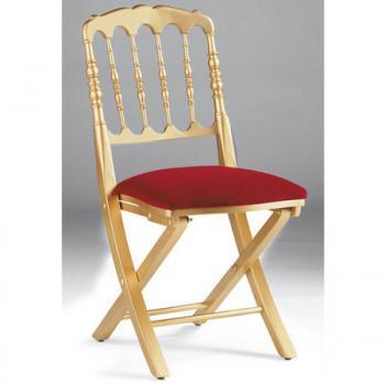 grossiste vend chaises napol on iii pliantes neuves destockage. Black Bedroom Furniture Sets. Home Design Ideas