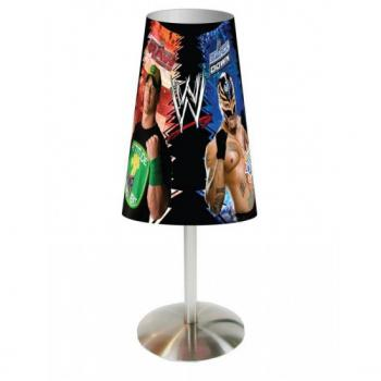 LAMPE CONIQUE WWE J. CENA VS R. MYSTERIO