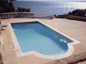 Promotion internationale d 39 une piscine 8m x 4m destockage for Acheter une piscine enterree
