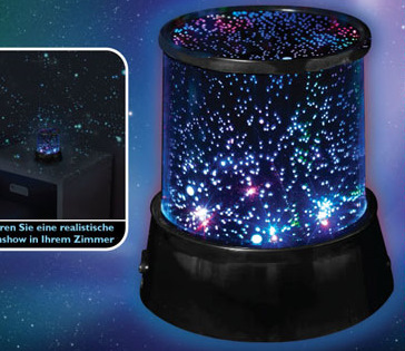 projecteur d 39 toiles stars light show destockage grossiste. Black Bedroom Furniture Sets. Home Design Ideas