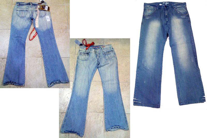 Lot de jeans version sud femme destockage grossiste for Version sud