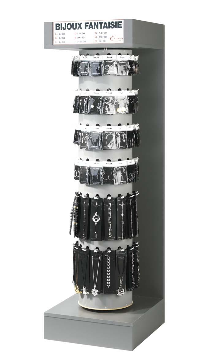 Mise en place pr sentoir de bijoux gratuit - Presentoir bijoux professionnel ...