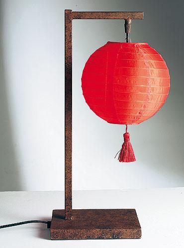 lampe ou lampion abat jour en tissu chinois 51cm destockage grossiste. Black Bedroom Furniture Sets. Home Design Ideas
