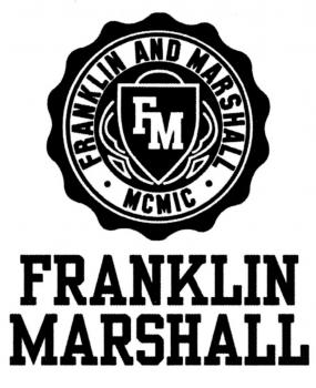 DESTOCKAGE FRANKLIN MARSHALL MANCHE LONGUES