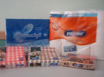 Gamme paloma papier toilette essuie tout lingette - Acheter papier toilette en gros ...