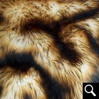 Destockage tissu fausse fourrure au metre