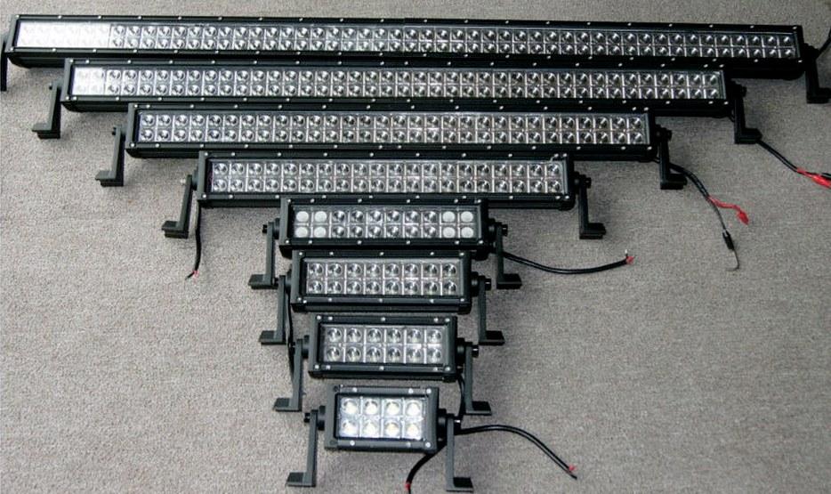 rampes cree led et phares de travail 4x4 quad engins agricoles destockage. Black Bedroom Furniture Sets. Home Design Ideas