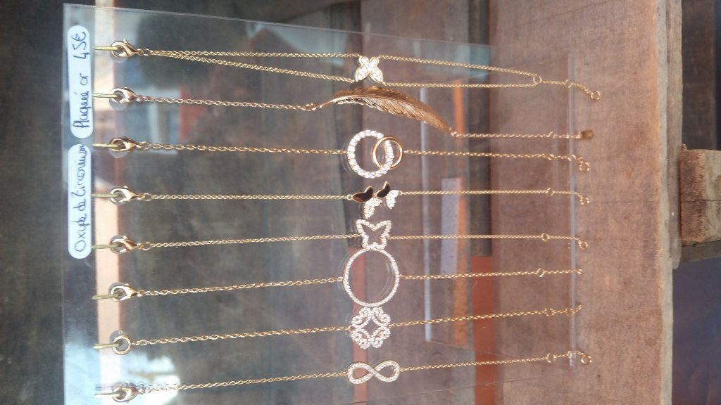 Grossiste Bijoux Argent 925 Tunisie : Bijoux argent plaque or et destockage