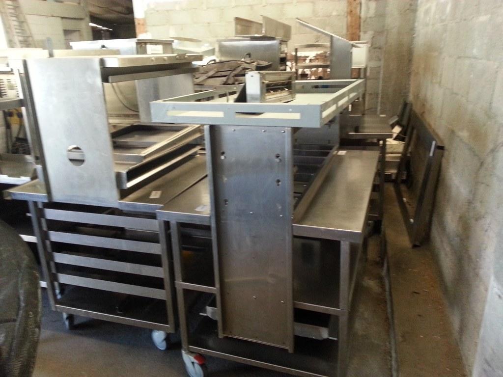 Materiel de cuisine complete mac donald destockage grossiste for Acheter cuisine complete