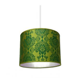 suspension abat jour baroque 40 cm destockage grossiste. Black Bedroom Furniture Sets. Home Design Ideas