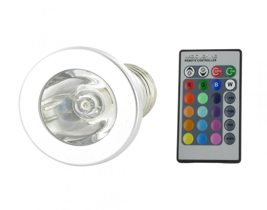 Ampoules led telecommande europe distribution destockage - Ampoule led piscine telecommande ...