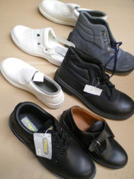LOT DESTOCKAGE E.P.I CHAUSSURES DE SECURITE