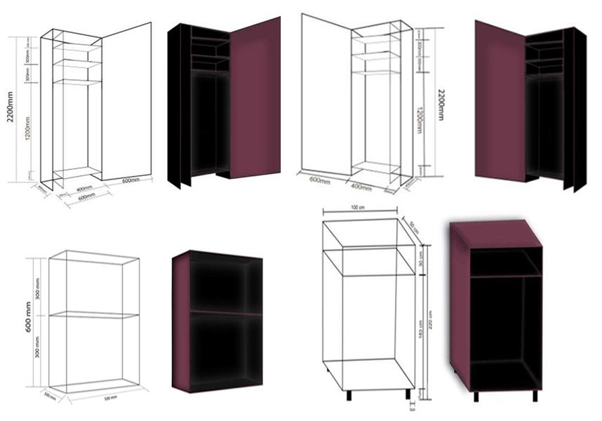 Construction des meubles sur mesure destockage grossiste - Acheter des meubles sur internet ...