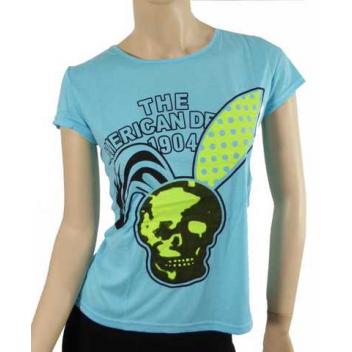 T shirt The American 2,90 € HT/unité Référence : 2342