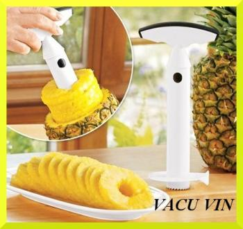 Eplucheur coupe ananas vacu vin destockage grossiste - Conservation ananas coupe ...
