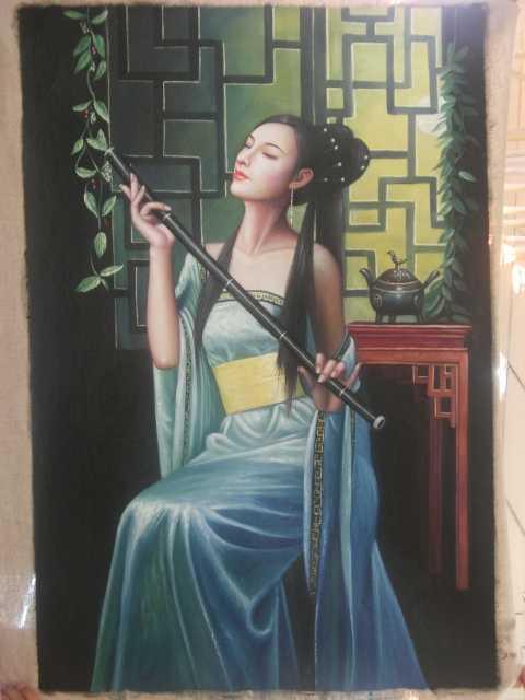 Tableau peinture a l 39 huile qualit drop destockage grossiste - Acheter tableau peinture ...