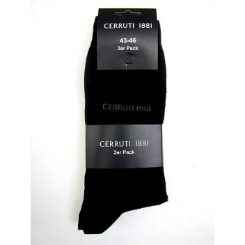 Pack de chaussettes CERRUTI 3,00 € HT/unité Référence : 2261