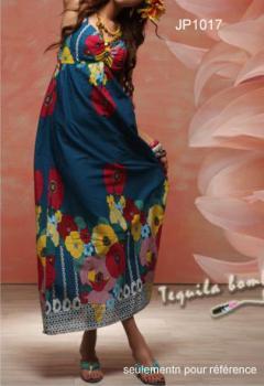 robe longue colore - Robe Longue Colore