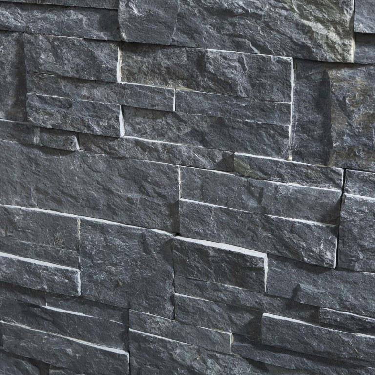 Parement pierre naturelle ardoise destockage grossiste for Parement gris exterieur