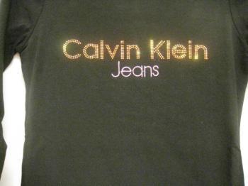 * NOUVEAUTE!!!!!!TEE SHIRT CALVIN KLEIN MANCHES LONGUES
