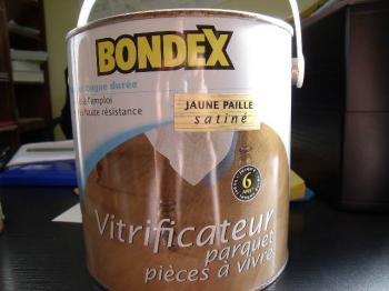 Vitrificateur Parquet Marque Bondex