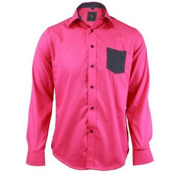Chemise fashion slim fushia 10,90 € HT/unité Référence : 2678
