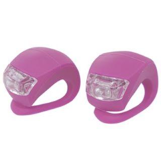 Top Vente! - Frog Eclairage Ensemble Avant/ Arrière imperméable pour les Vélo Bicyclette Bike LED light