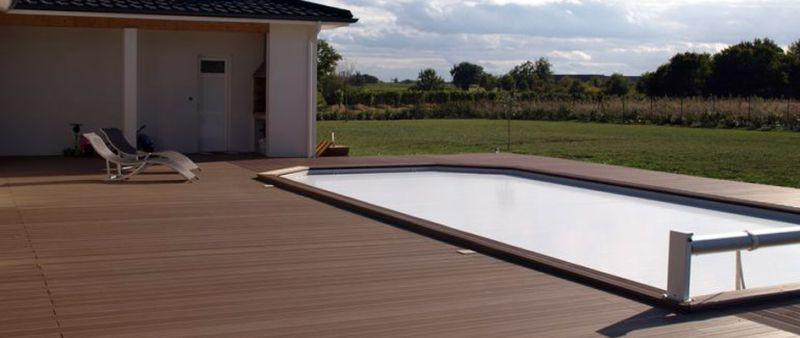Terrasse composite haut de gamme Destockage Grossiste