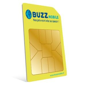 lot de 200 cartes sim cartes puces buzz mobile neuve sans abonnement. Black Bedroom Furniture Sets. Home Design Ideas