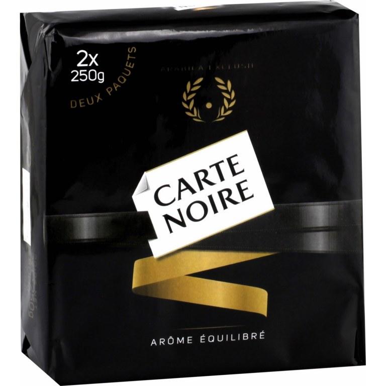caf moulu carte noire import developpement destockage grossiste. Black Bedroom Furniture Sets. Home Design Ideas