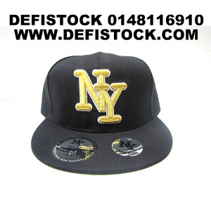 Casquette NY new york réglables ref 9121 5.95€ ht