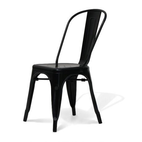 grossiste chaises style industriel destockage. Black Bedroom Furniture Sets. Home Design Ideas