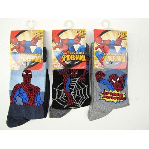 CHAUSSETTES SPIDERMAN REF 4253 0.95€ HT