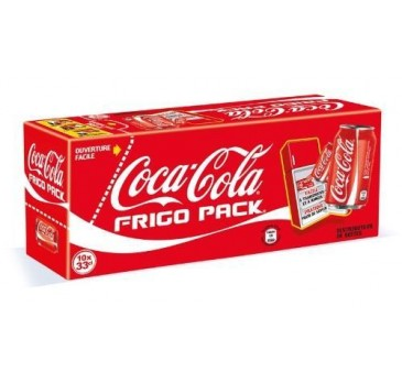 coca cola frigo pack 33cl origine france destockage grossiste. Black Bedroom Furniture Sets. Home Design Ideas