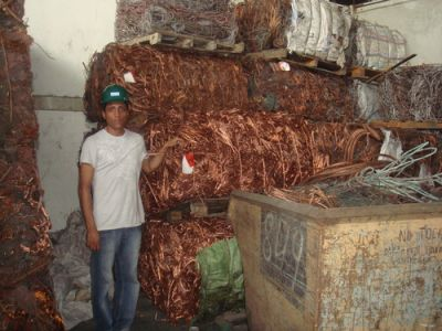 Vends 6000 tonne de cuivre r cycl rouge et jaune cable - Trouver du cuivre facilement ...