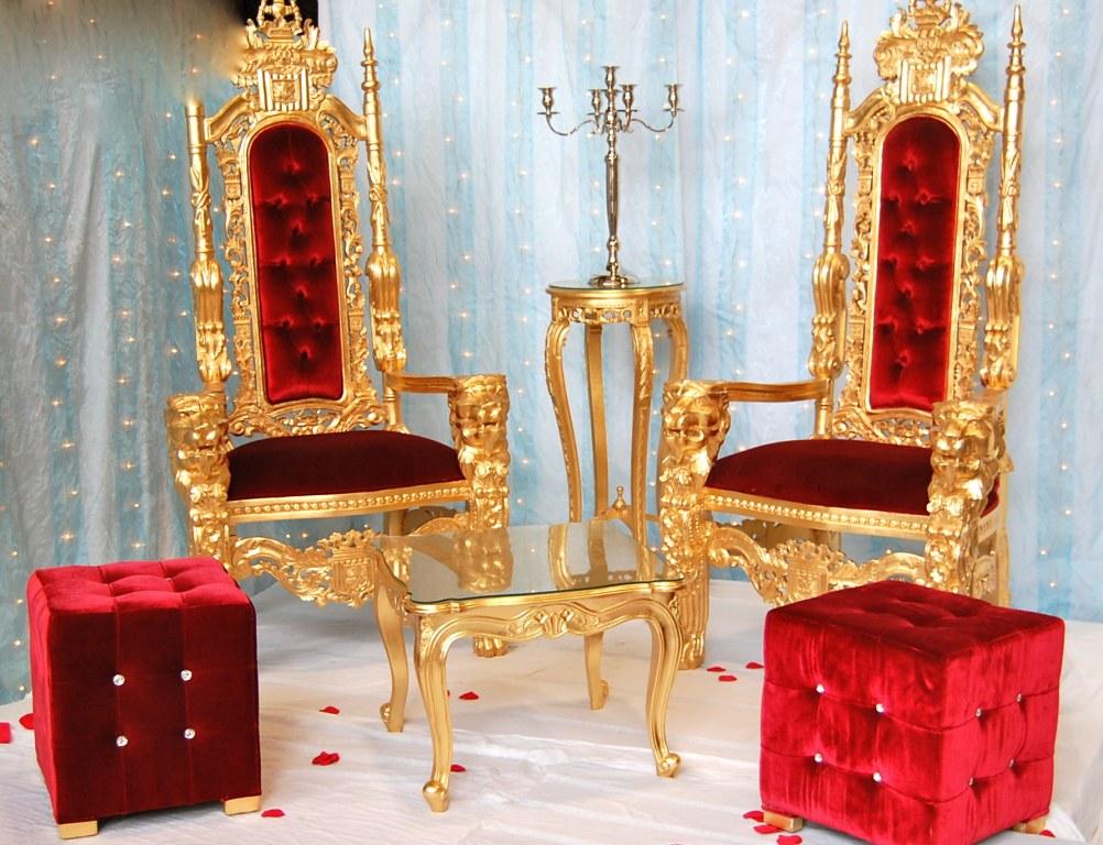Grossiste fauteuil de mariage 126 Events Destockage