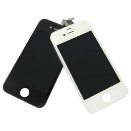ecran lcd vitre tactile pour apple iphone 4 4s destockage grossiste. Black Bedroom Furniture Sets. Home Design Ideas