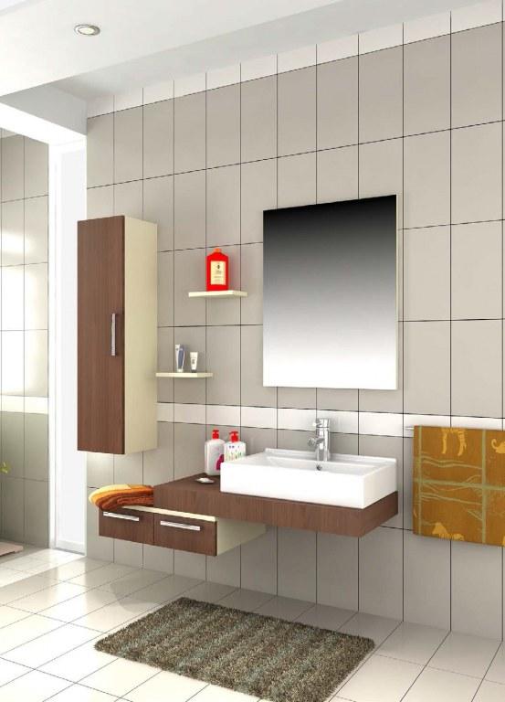 Salle de bain avec vasque lconkal destockage grossiste - Destockage salle de bain ...